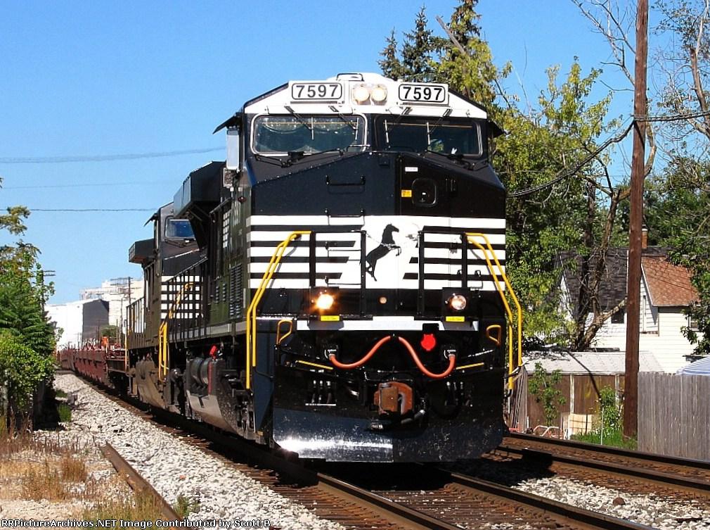 NS 7597 NS 234